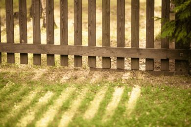 Wood Fencing Knoxville